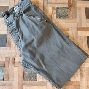 H&M Grey Linen Pants